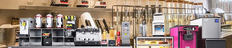 奶茶店需要那些设备